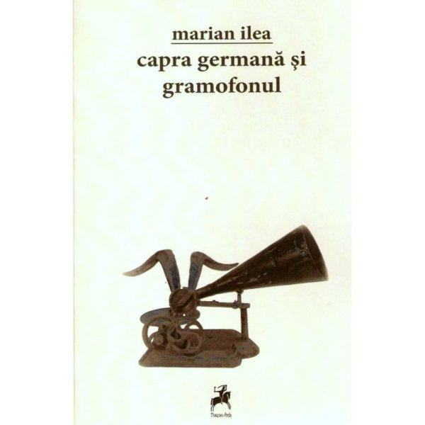 Capra germană şi gramofonul