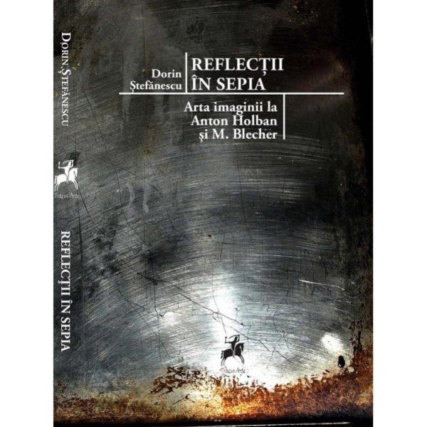Reflecții în sepia. Arta imaginii la Anton Holban și M. Blecher / Dorin Ștefănescu
