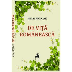 De viţă românească - Mihai Nicolae